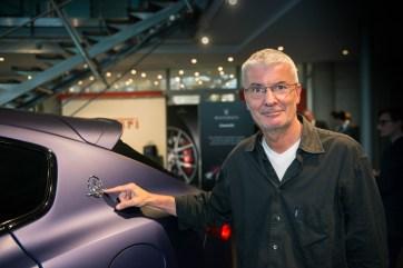 Ganz schön auf Zack: Maserati präsentiert in der Deutschland-Zentrale in Wiesbaden den Levante Trofeo in der Lounge Edition. Erstmals erhält das SUV einen V8-Motor. © Maserati