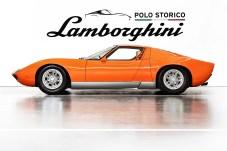 """LAMBORGHINI MIURA P 400 aus dem Film """"The Italian Job"""" aus dem Jahr 1969. Alle Fotos: Auto-Medienportal.Net/Lamborghini"""