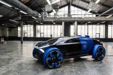 Eine Raumkapsel auf Rädern: Citroen präsentiert zum 100. Markengeburtstag den 19_19 Concept. © PSA