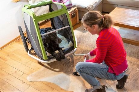 Gar nich so ungemütlich, oder? Foto: Auto-Medienportal.Net/Pressedienst Fahrrad