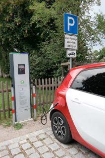 Die Infrastruktur in Sachen Elektromobilität lässt in Deutschland noch einiges zu wünschen übrig. © Rudolf Huber / mid