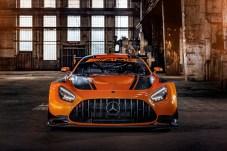 Feuer frei: Der Bolide ist für harte Rennen gemacht. © Daimler