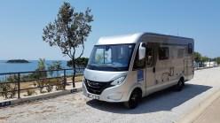 Kroatien ist die Partnerregion des Düsseldorfer Caravan-Salons 2019. Foto: Auto-Medienportal.Net/Michael Kirchberger