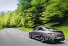 Mercedes-AMG CLA 45. Foto: Auto-Medienportal.Net/Daimler