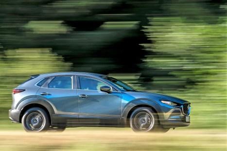 Mazda CX-30. Foto: Auto-Medienportal.Net/Mazda