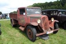Mit der Patina vieler Jahrzehnte: ein Lastwagen aus dem Hause Citroen. © Rudolf Huber / mid