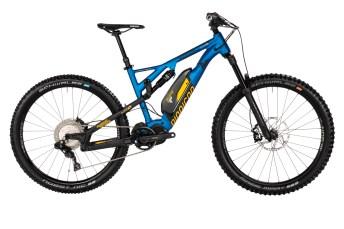 Das E-Mountainbike Bionicon Engine ist auch in einer Enduro-Varianten erhältlich. © Bionicon