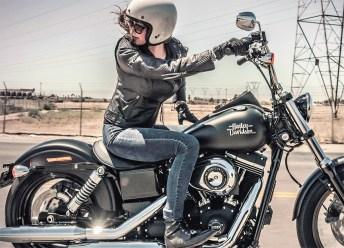 Europas größtes Motorradtreffen für Harley Bikerinnen. Text & Bildnachweis: Copyright Harley-Davidson
