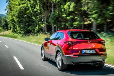 Der neue Mazda CX-30 © Mazda