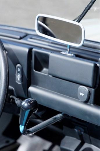 Ganz klassisch ist die Handschaltung. © Renault