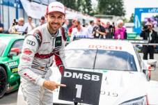 René Rast wurde 2017 DTM-Champion. © Audi