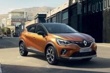 Auch der Captur rollt in Kürze deutlich aufgefrischt zu den deutschen Renault-Händlern. © Renault