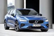 Volvo V60 im R-Design. © Volvo