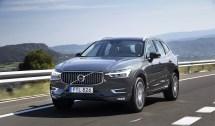 ERfolgsbringer Volvo XC60. © Volvo