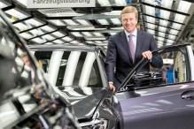 """""""Mit Oliver Zipse übernimmt ein führungsstarker Stratege und Analytiker den Vorstandsvorsitz der BMW AG"""", sagt der Vorsitzende des Aufsichtsrats der BMW AG, Dr. Norbert Reithofer. © BMW"""