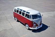 Volkswagen Bulli: Der T1 als Samba-Express. Foto: Auto-Medienportal.Net/Volkswagen