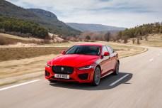 Der XE wird künftig nur noch mit der Achtstufenautomatik von ZF vertrieben. © Jaguar