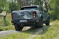 Am Steuer des neuen Ford Ranger Raptor kann der Fahrer, je nach Beschaffenheit des Terrains, aus sechs Programmen des fortschrittlichen Gelände-Management-Systems auswählen. © Ford