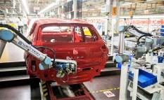 Kollaborative Roboter in der Produktion im Seat-Werk Martorell. Foto: Auto-Medienportal.Net/Seat