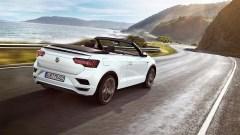 das hochwertiges Stoffverdeck öffnet in neun Sekunden – auch während der Fahrt bei einer Geschwindigkeit von bis zu 30 km/h. Foto: Volkswagen
