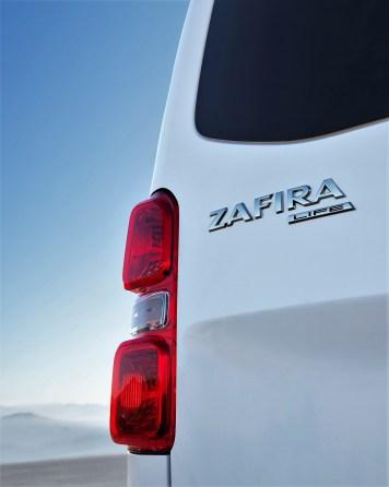 Der Opel Zafira Life. © Opel