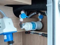 BWT-Filtersystem macht Wasser sauber und schmackhaft. © knaustabbert