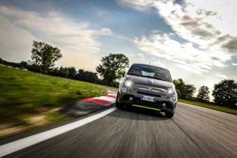 Der Abarth Pista leistet nun dynamische 121 kW (165 PS). © Abarth