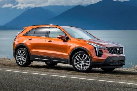 Mit dem XT4 stellt Cadillac das erste kompakte SUV der Marke in Europa vor. © Cadillac