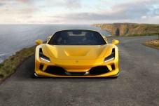 Mit dem V8-Mittelmotor ist dieser Ferrari so schnell, wie er aussieht. © Ferrari