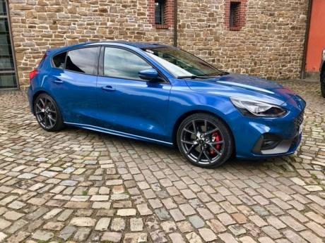 Eine gelungene Kombination aus Alltags-Tauglichkeit und Fun-Faktor ist er also, dieser neue Ford. © Ford