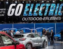 IAA 2019: Ford. Foto: Auto-Medienportal.Net/Ford