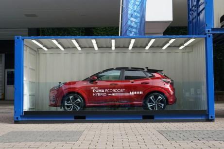 IAA 2019: Ford Puma Ecoboost Hybrid. Foto: Auto-Medienportal.Net/Ford