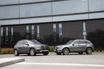 Mercedes-Benz GLC 300 e. Foto: Auto-Medienportal.Net/Daimler