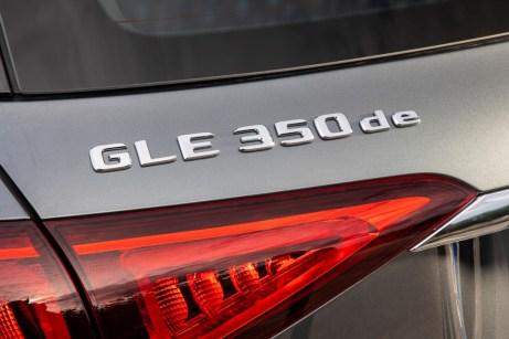 Mercedes-Benz GLE 350 e. Foto: Auto-Medienportal.Net/Daimler