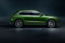 Der Macan Turbo tritt mit noch mehr Kraft an. © Porsche