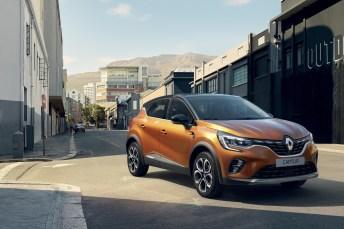 Am Rande der IAA enthüllt Renault den neuen Captur. © Renault