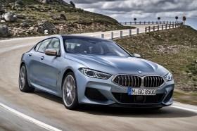 Das obere Ende der Modellpalette: Das BMW 8er Gran Coupé kommt im Herbst 2019 auf den Markt. © BMW