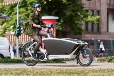 Lastenrad Urban Arrow aus den Niederlanden. Foto: Auto-Medienportal.Net/Eurobike