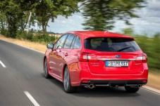 Der Levorg ist günstiger geworden – gleich um 3.000 Euro. © Subaru