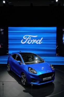 Ford Puma. Foto: Auto-Medienportal.Net/Ford