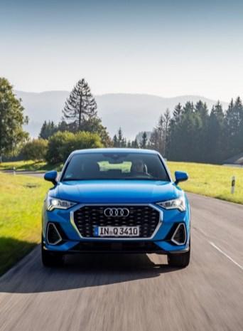 Der Q3 Sportback soll als Crossover-Coupé frischen Wind in die Modellreihe bringen. © Audi