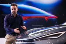 Das Elektrofahrzeug verändert jeden Bereich der Automobilbranche – auch das Design © Cupra