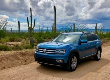 Bereits 175.000 Midsize-SUV vom Typ Atlas sind seit Anfang 2017 an Kunden in den USA ausgeliefert worden. © Klaus H. Frank