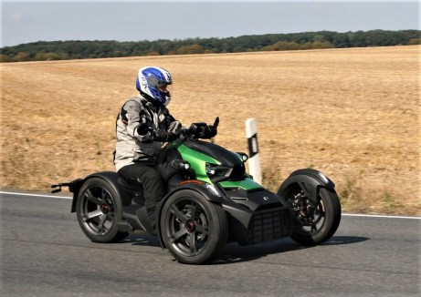 Can-Am Ryker 600. Foto: Auto-Medienportal.Net