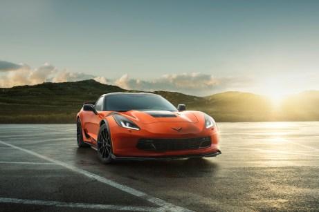 """Mit der """"Final Edition"""" verabschiedet sich die siebte Generation der Corvette in den vermutlich ziemlich munteren Ruhestand. © Chervrolet"""