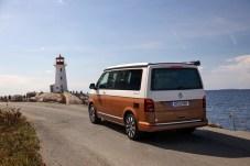 Der Reisevan profitiert vom Rundum-Update, das VW Nutzfahrzeuge dem Bulli spendierte. © VW Nutzfahrzeuge