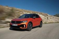 """Ein feines kleines SUV ist der T-Roc """"R"""", der zum einen voll alltagstauglich ist, andererseits die Gelüste sportlich orientierter Zeitgenossen voll befriedigen kann. © Volkswagen"""