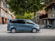 Ford Tourneo Custom PHEV. Foto: Auto-Medienportal.Net/Ford