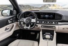 Mercedes-AMG GLE 63 S 4-Matic+. Foto: Auto-Medienportal.Net/Daimler