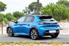 Peugeot e-208. Foto: Auto-Medienportal.Net/Peugeot